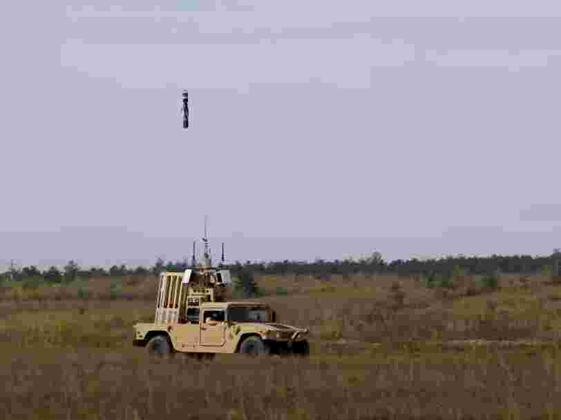 Voici comment fonctionne la nouvelle arme anti-drone de l'armée américaine