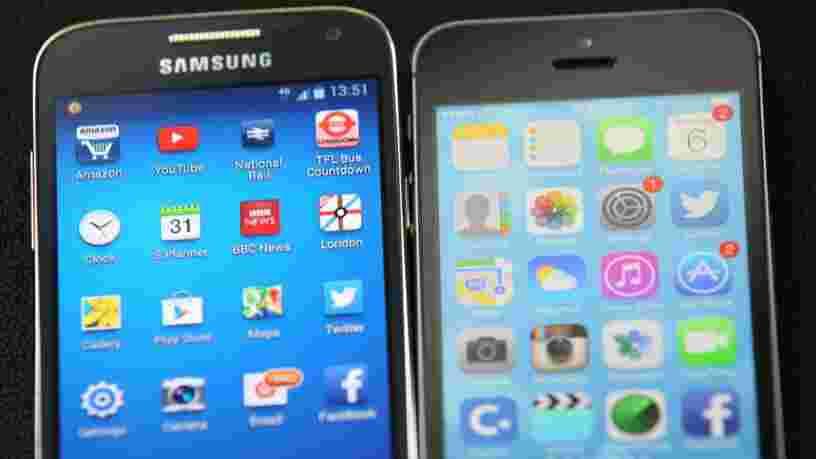 Quelles sont les marques de smartphones préférées par pays ?