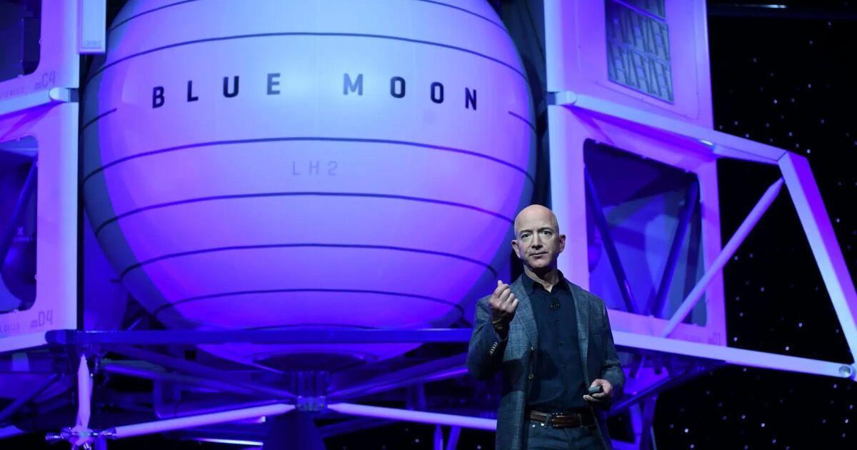 Comment l'obsession de Jeff Bezos pour l'espace depuis l'enfance l'a conduit à créer Blue Origin