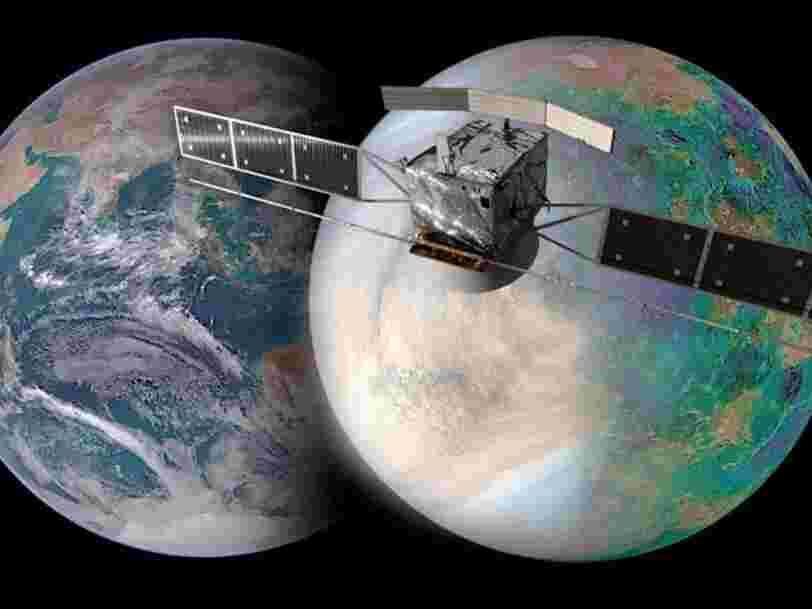 L'Agence spatiale européenne va lancer une mission vers Vénus