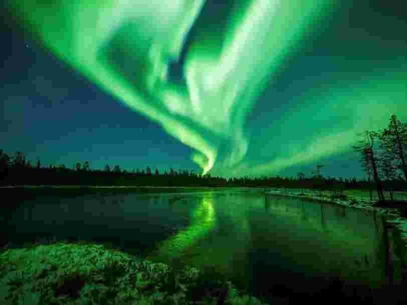 Des chercheurs ont résolu un vieux mystère lié à la formation des aurores boréales
