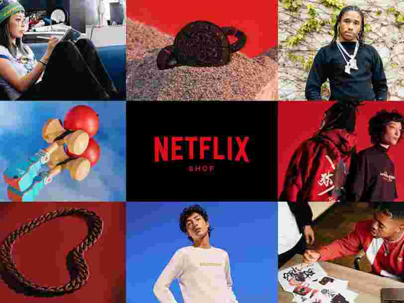 Netflix lance sa boutique en ligne pour vendre des coussins 'Lupin' et des vêtements à l'effigie d'animes