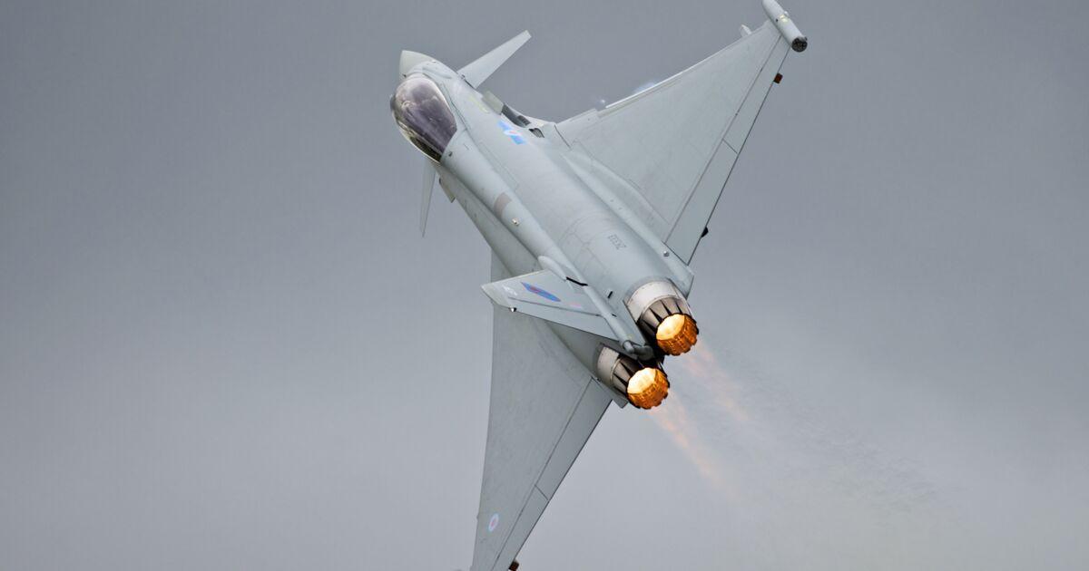 Les 10 meilleurs avions de combat au monde