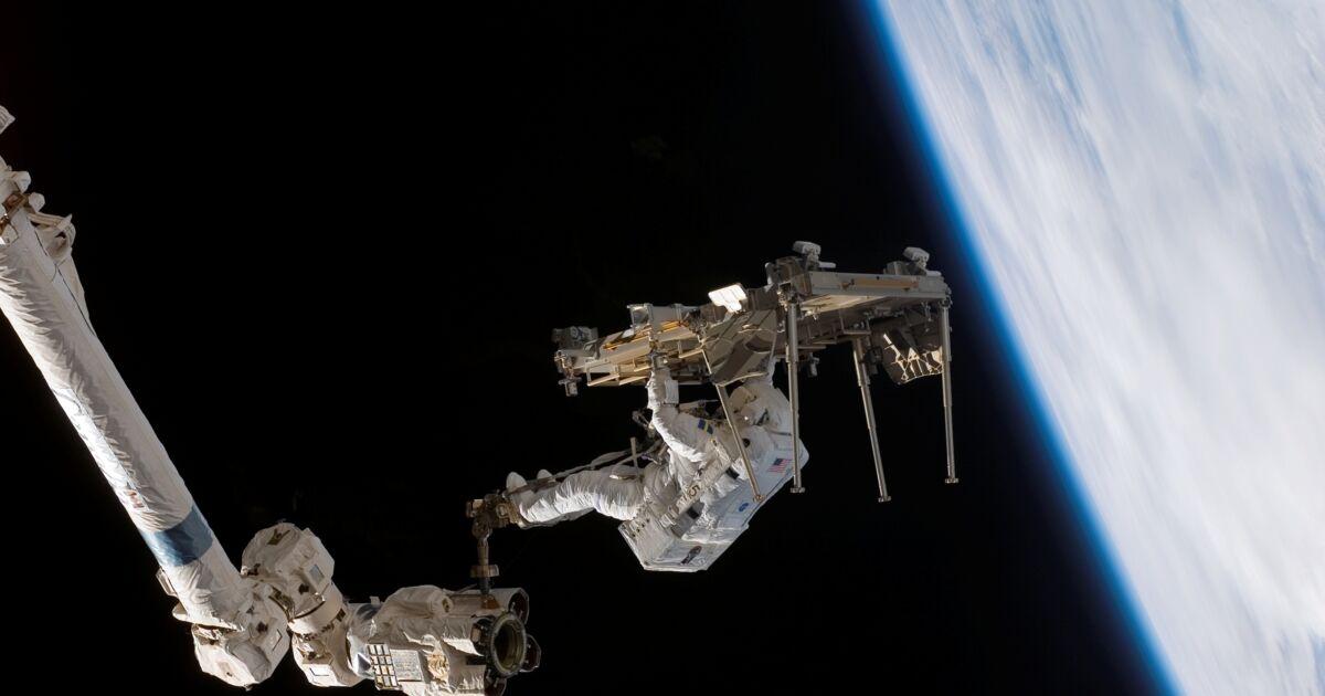 Voici ce qu'il faut savoir sur les sorties dans l'espace de Thomas Pesquet cette semaine