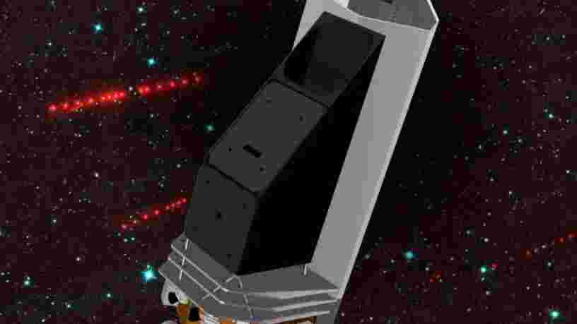 La NASA va bien lancer un télescope spatial capable de suivre les astéroïdes 'dangereux'