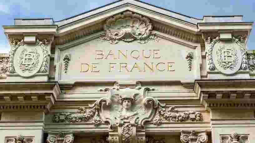 La Banque de France revoit sa prévision de croissance à la hausse pour 2021