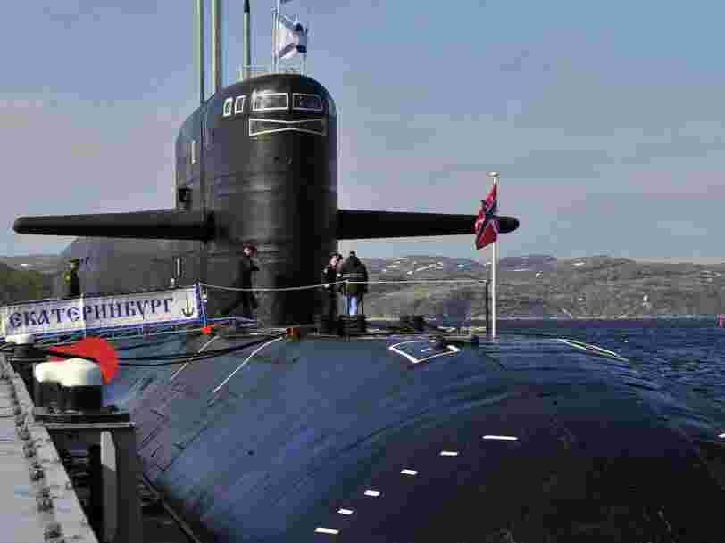 Voici les sous-marins russes qui remplaceront les lanceurs de missiles balistiques de l'ère soviétique