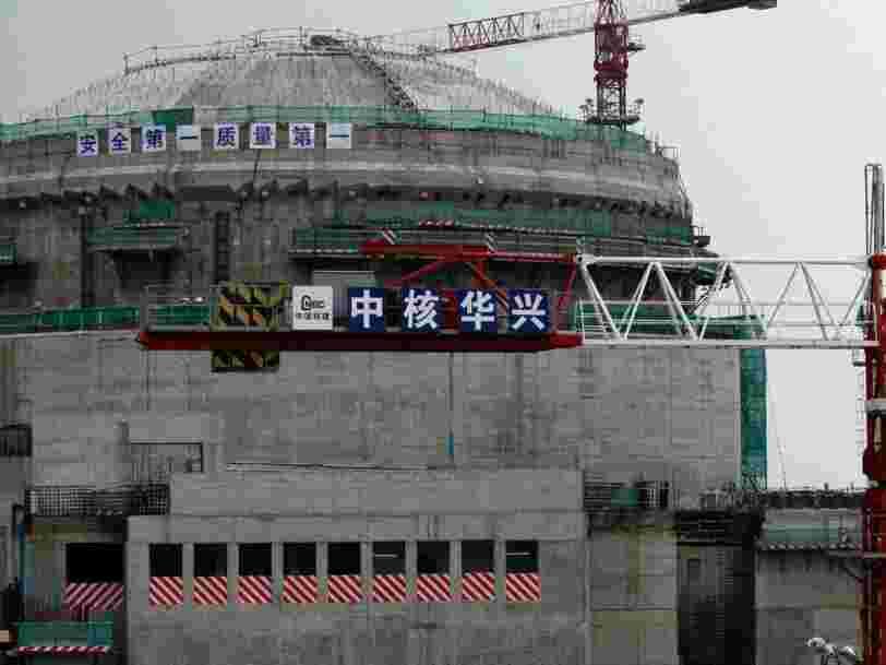 """Selon la Chine, il n'y a """"aucune anomalie"""" dans les niveaux de radiation de la centrale nucléaire de Taishan"""