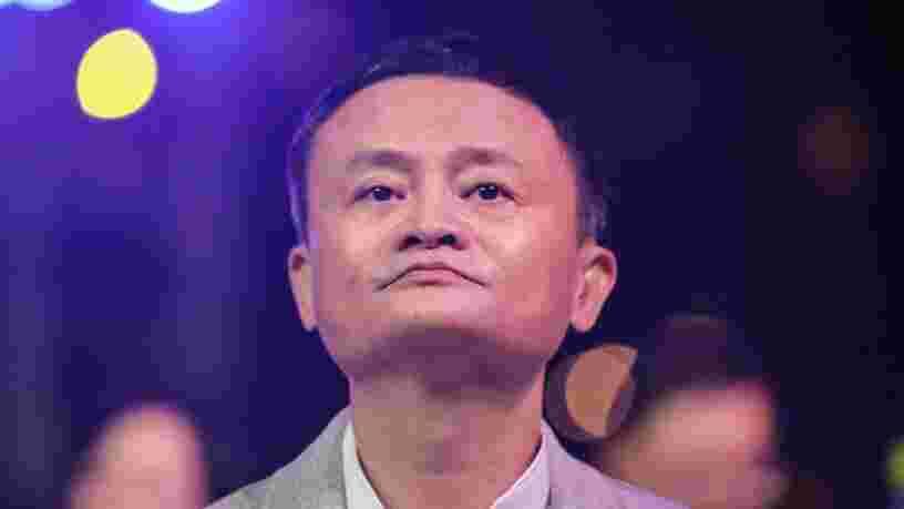Jack Ma, le fondateur d'Alibaba, 'fait profil bas' cette année après les sanctions de la Chine