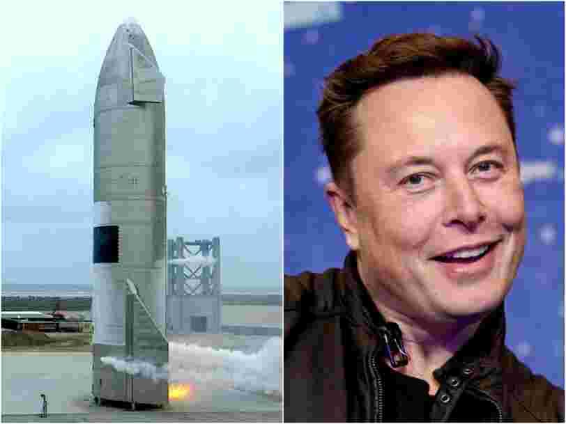 Le premier vol orbital de la fusée Starship de SpaceX retardé pour protéger la faune ?