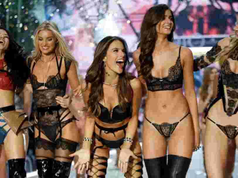 Victoria's Secret abandonne ses Anges en petites tenues, qui ne sont plus 'culturellement pertinents'