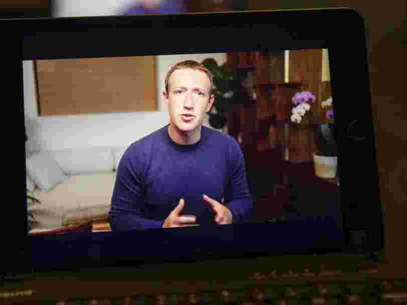 À VivaTech, Mark Zuckerberg prédit un 'avenir extraordinaire' pour la réalité virtuelle
