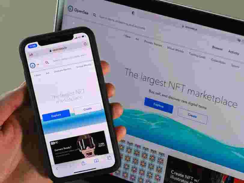 Vous pouvez devenir propriétaire d'une oeuvre numérique via un NFT sans vous ruiner