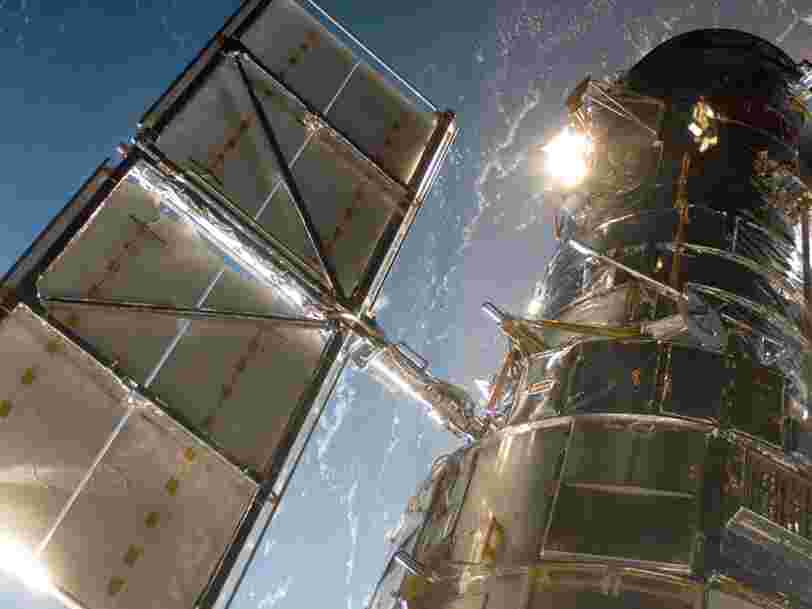 Le télescope spatial Hubble est en panne