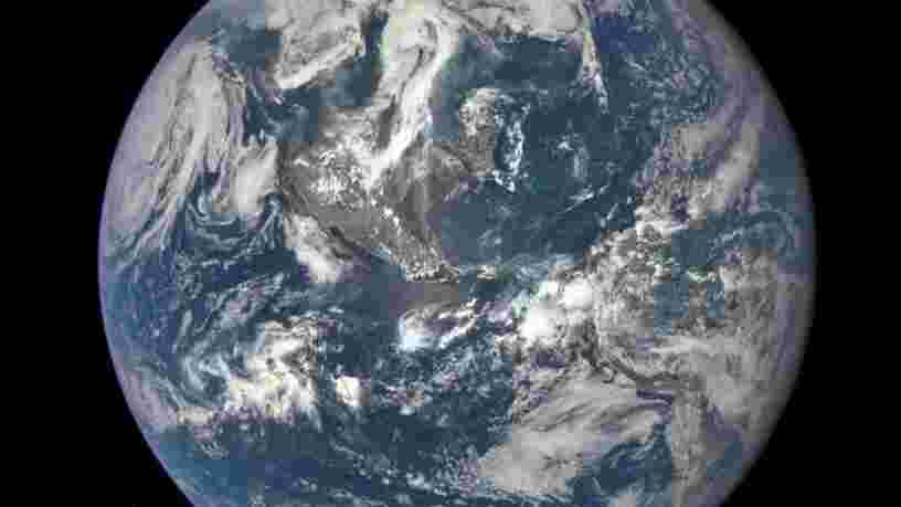 La Terre a basculé sur le côté il y a 84 millions d'années avant de se redresser, selon une étude