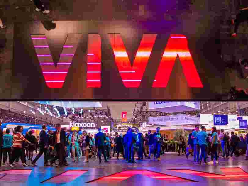 Le salon VivaTech a attiré 140 000 visiteurs, dont 26 000 sur place