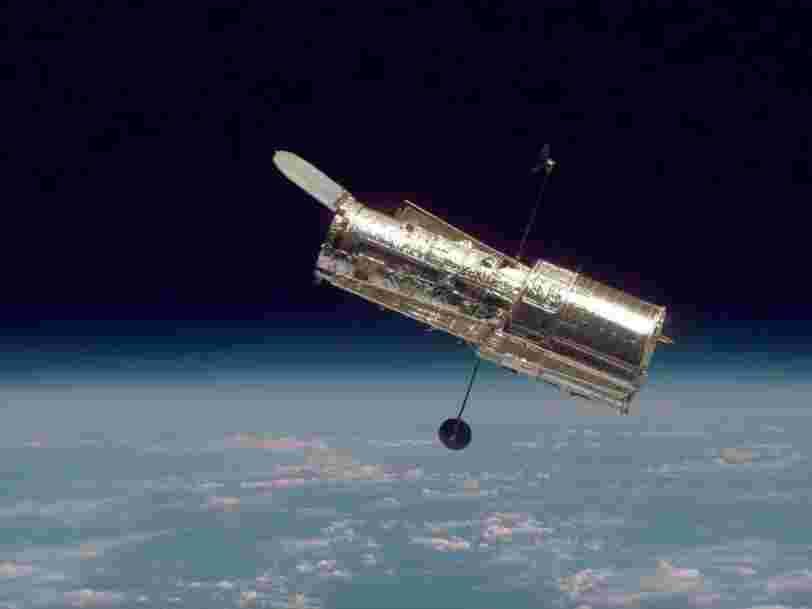 La NASA a essayé de réparer le télescope spatial Hubble trois fois, sans succès pour l'instant