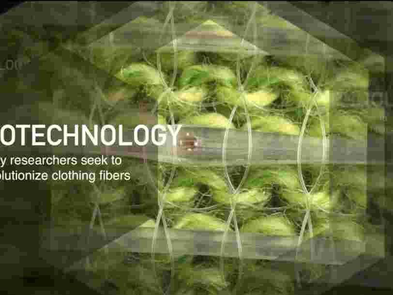 L'armée américaine développe une fibre textile capable de transmettre les données physiologiques des soldats