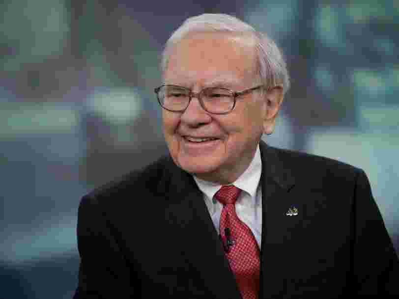Warren Buffet quitte son poste d'administrateur de la fondation Bill et Melinda Gates