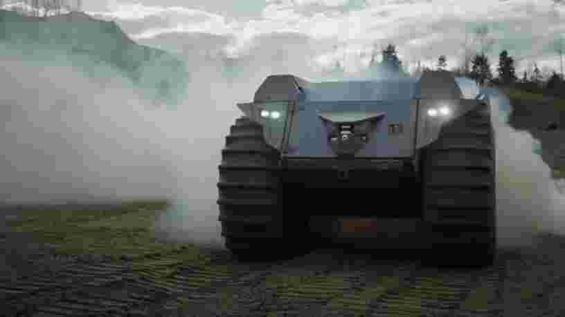 Robot-mule, shrapnel anti-drone... 5 innovations technologiques portées par l'armée allemande
