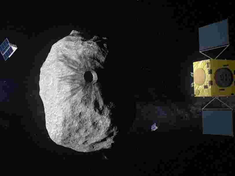 Découvrez l'évolution du nombre d'astéroïdes identifiés en orbite autour de la Terre
