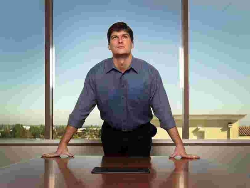 On vous présente Michael Burry, l'investisseur star de 'The Big Short' qui prédit un krach des cryptomonnaies