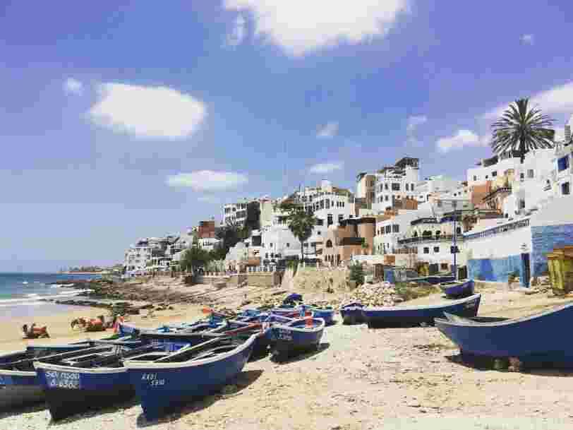 Vacances d'été : voici les 10 plus belles plages du Maroc