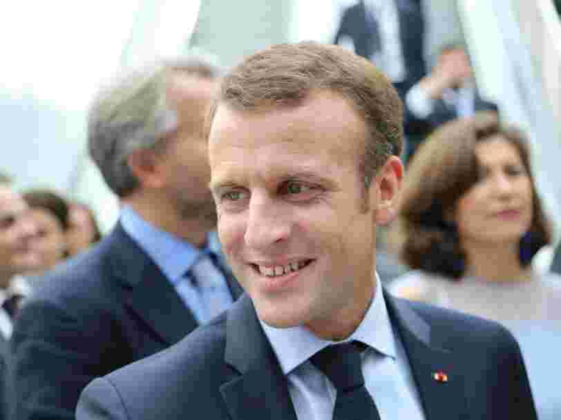 Emmanuel Macron convie de grands patrons étrangers à Versailles pour un nouveau 'Choose France'