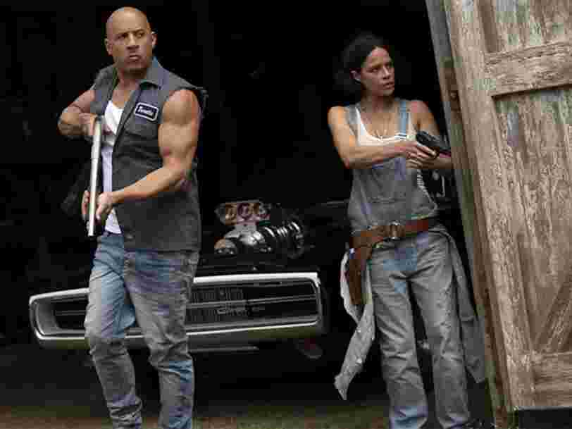 'Fast & Furious 9' fait un démarrage en trombe au box-office américain