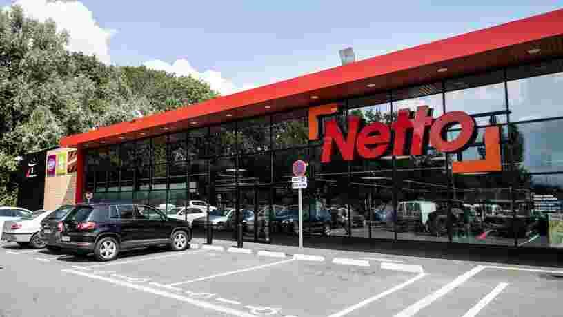 Netto, les petits supermarchés discount français qui voient grand