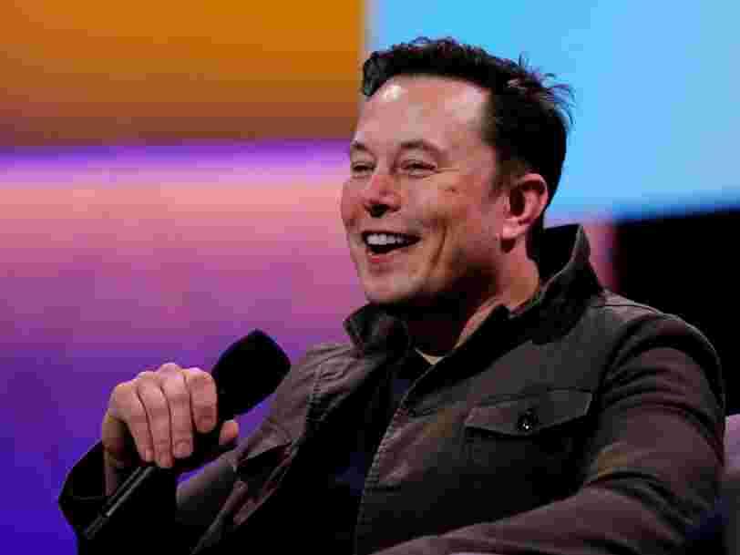 Elon Musk est la personnalité la plus influente sur les marchés financiers, selon un sondage