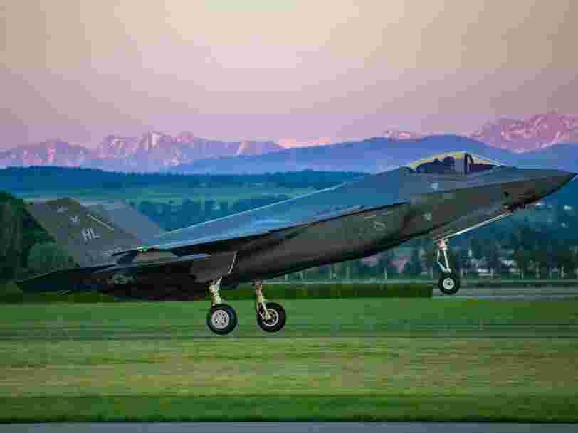 La Suisse sélectionne le F-35A au détriment du Rafale pour renouveler sa flotte