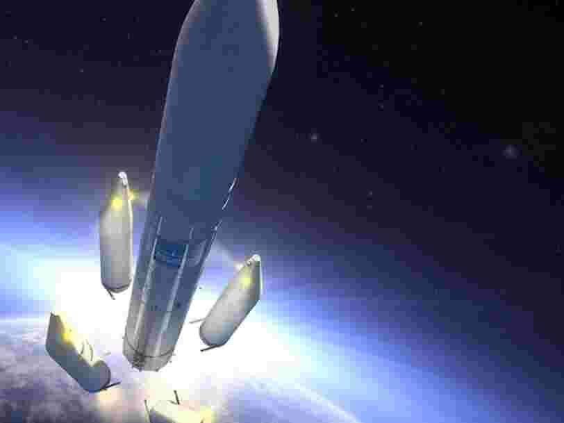 D'Ariane 1 à Ariane 6, voici comment ont évolué les fusées européennes