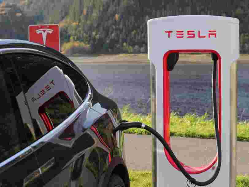 Tesla bat son record de voitures livrées en un trimestre