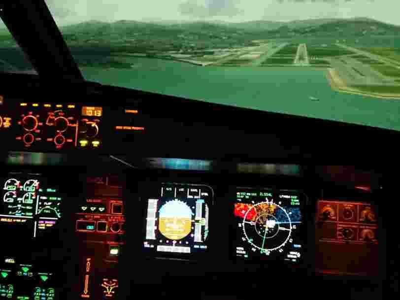 On a testé le stage antistress d'Air France pour apprivoiser sa peur en avion