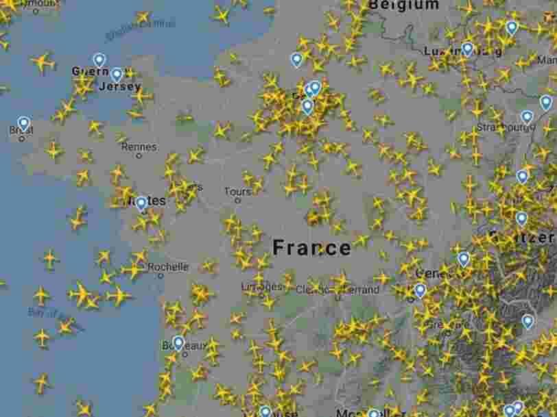 Voici les espaces aériens les plus dangereux au monde