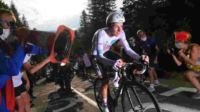 Tour de France : pourquoi Tadej Pogačar récupère plus vite que ses rivaux, selon son coach