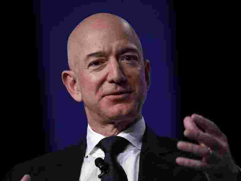 Les 12 meilleurs conseils de Jeff Bezos pour réussir dans son travail