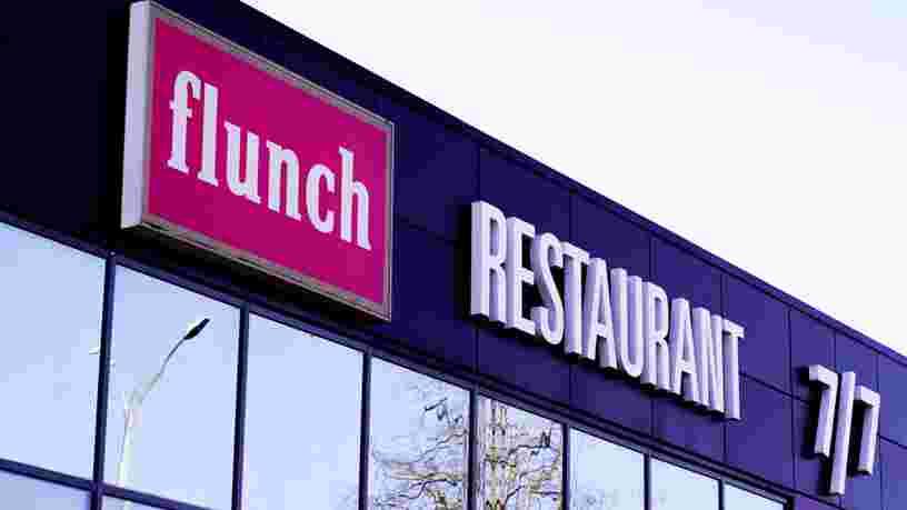 Ces 39 restaurants Flunch vont mettre la clé sous la porte définitivement