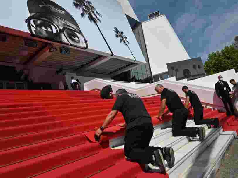 Festival de Cannes : les pays qui ont remporté le plus de Palmes d'Or