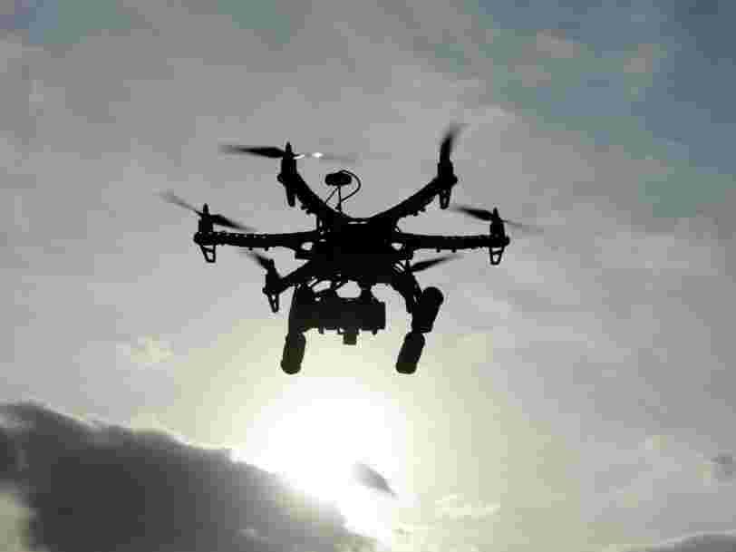Un laser détruit un mini-drone en plein vol, une première pour l'armée française