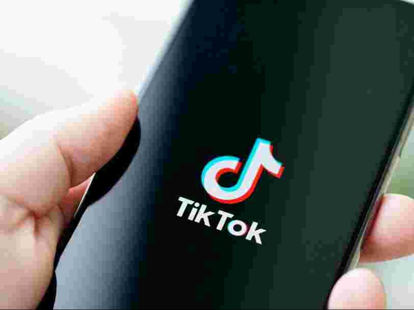 TikTok lance une nouvelle fonctionnalité pour trouver un emploi sur l'appli