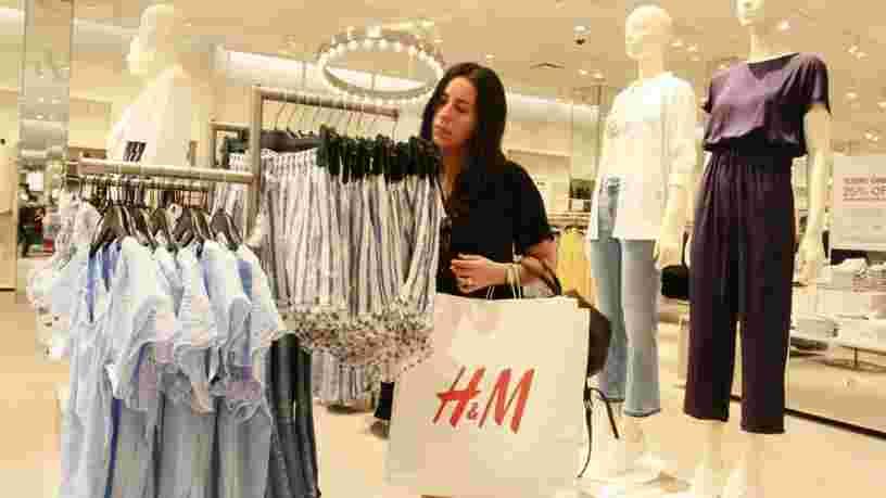 7 choses à ne jamais faire dans un magasin H&M, selon les employés