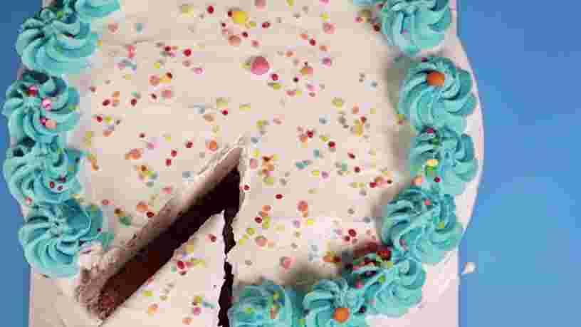 Voici les meilleures recettes de gâteaux dans le monde
