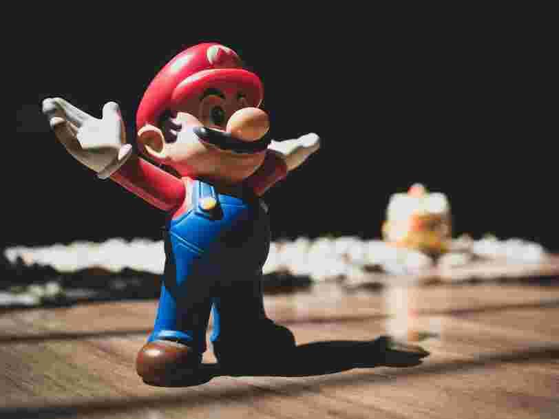 Record pour un jeu vidéo : une cartouche Super Mario 64 vendue 1,56 M$ aux enchères