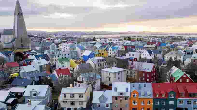 L'Islande a testé la semaine de 4 jours et les résultats sont très prometteurs
