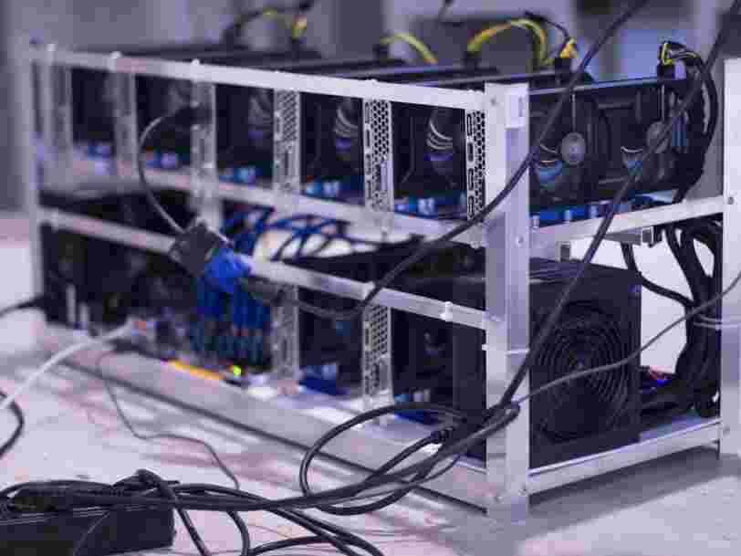 Pourquoi les mineurs de bitcoin sont les grands gagnants des déboires de la cryptomonnaie