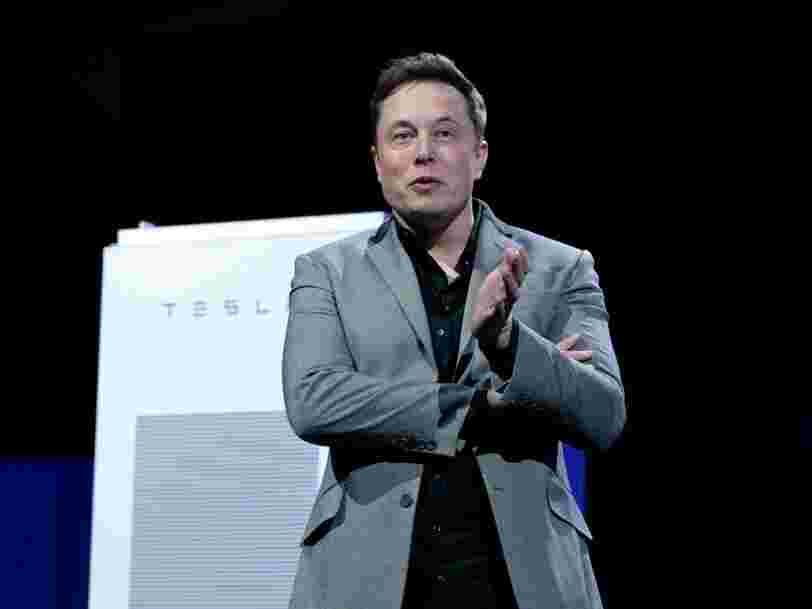 Elon Musk nie avoir licencié brutalement des employés, il fait juste un feedback 'clair et franc'