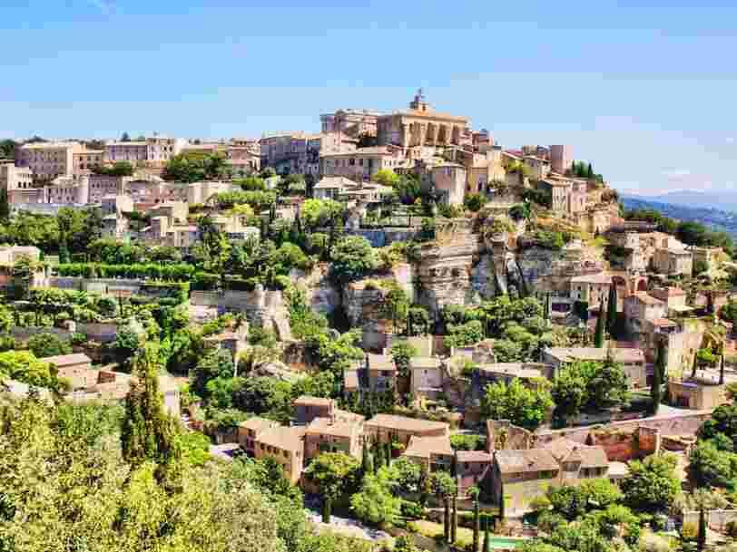 Vacances en France : les 10 plus beaux villages du Vaucluse