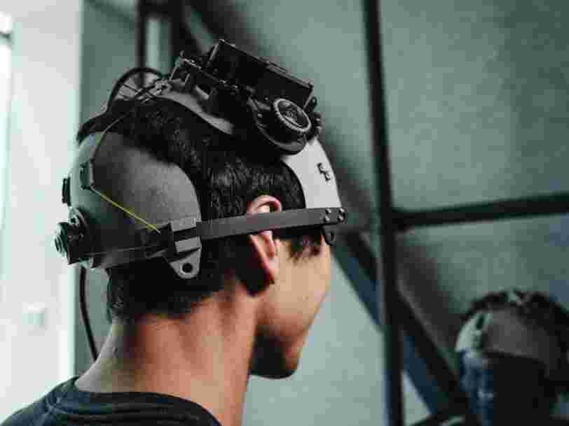Facebook développe un casque permettant d'écrire avec la pensée pour les personnes handicapées